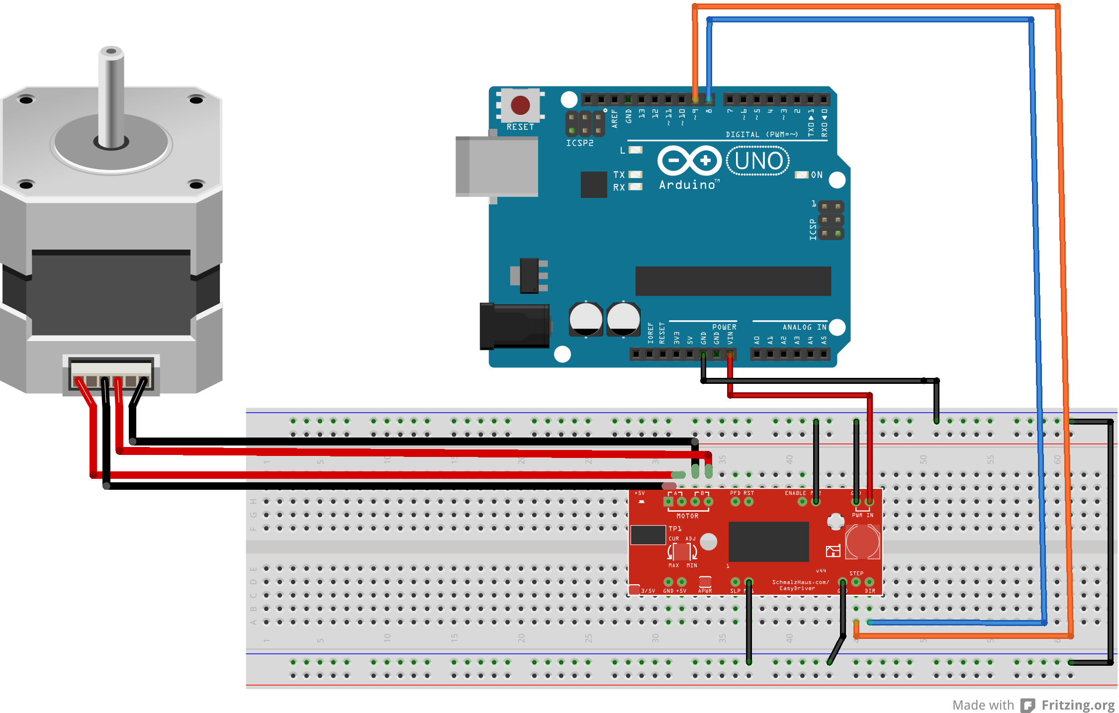Afbeeldingsresultaat voor test set up stepper motor | Stepper and ...