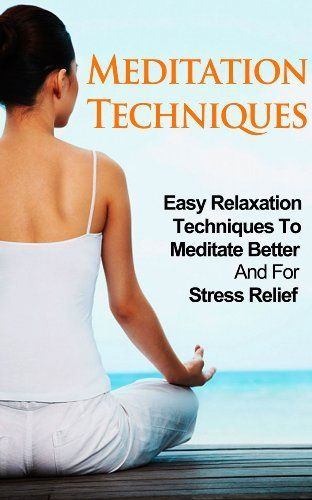 Pin by Eicarg on Free Today!!!   Stress relief meditation ...