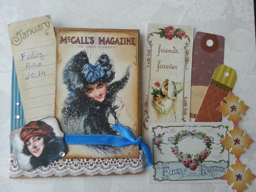 Postal vintage #mail #correo #snailmal #happymail #buzoncreativo #tag