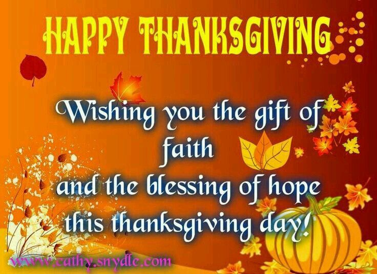 Have A Happy Blessed Thanksgiving With Images Thanksgiving