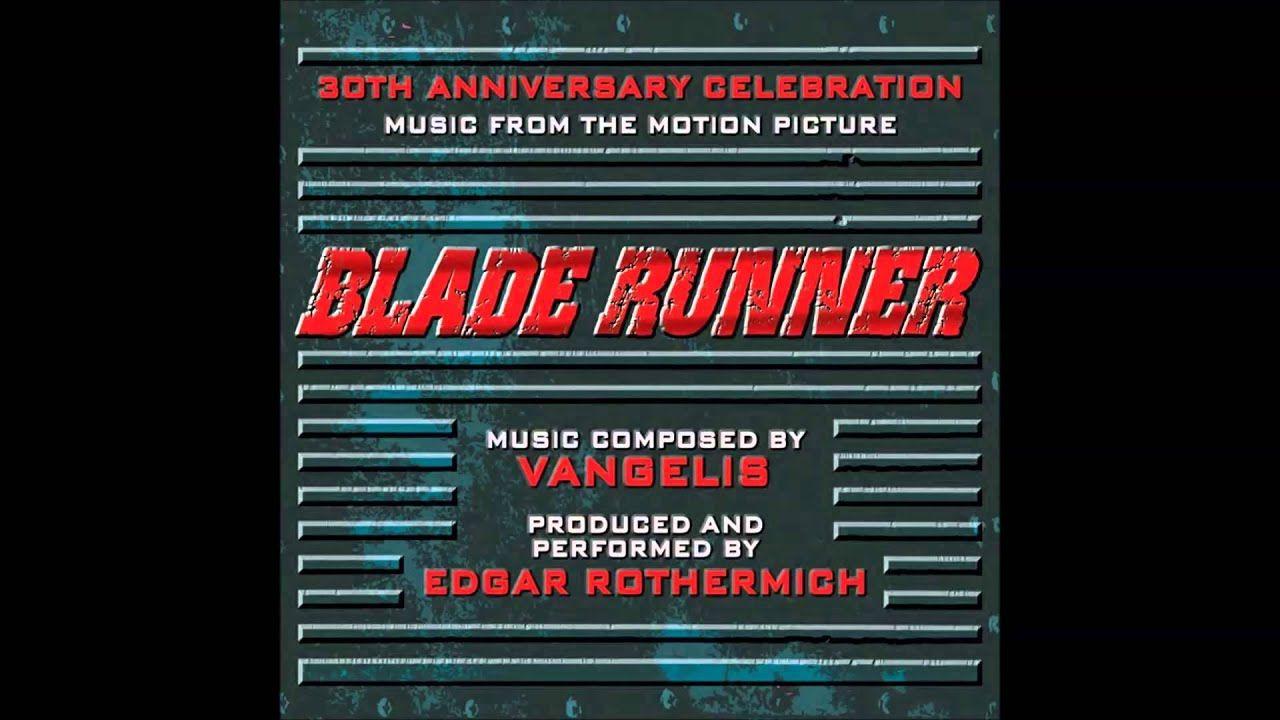 One More Kiss Dear Tom Schmid Blade Runner 30th Anniversary Version Youtube Blade Runner 30th Anniversary Song One