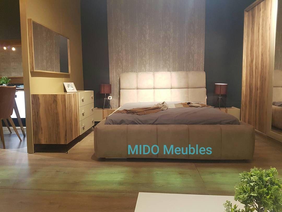 Chambre à coucher Palermo #meubles #midomeubles ...