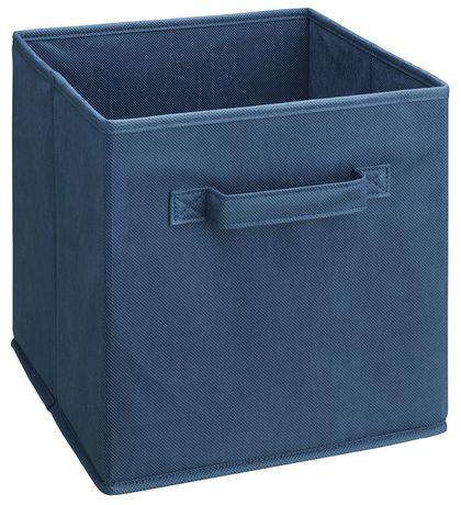 Closetmaid Fabric Drawer Blue Fabric Drawers Fabric Storage