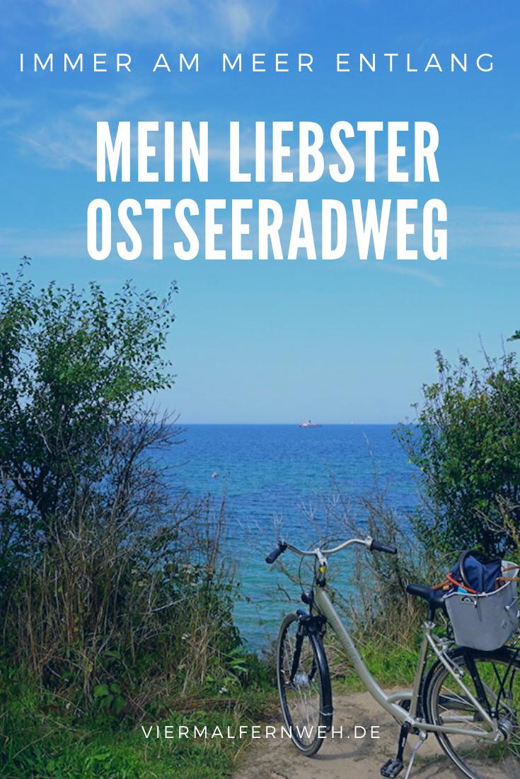 Mein Schonster Ostseeradweg Mit Bildern Ostsee Urlaub Ostsee