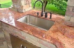 The Best Outdoor Kitchen Sink For Your Backyard Kitchen With