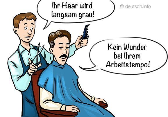 Log in :: deutsch.info | Friseur sprüche, Sprüche kollegen