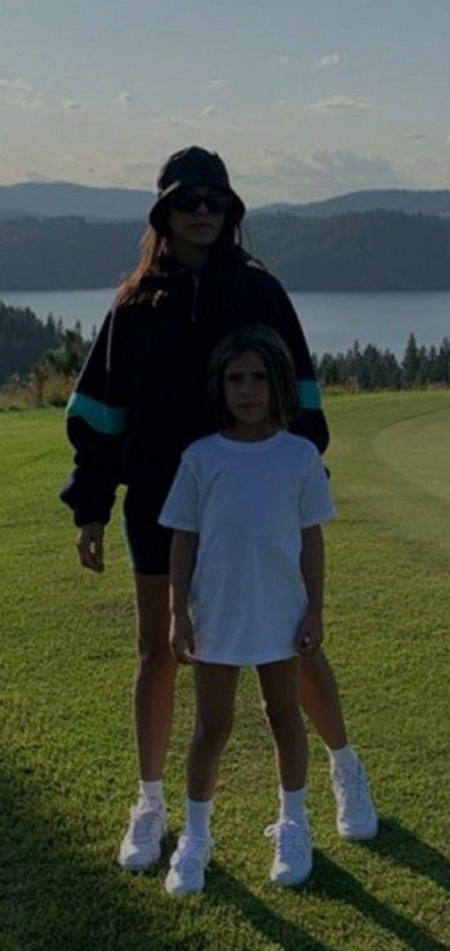Kourtney Kardashian Penelope Disick Penelope Disick Penelope Disick Style Kardashian Kids