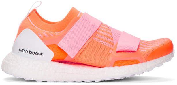 adidas by Stella McCartney Pink and Orange Ultraboost X