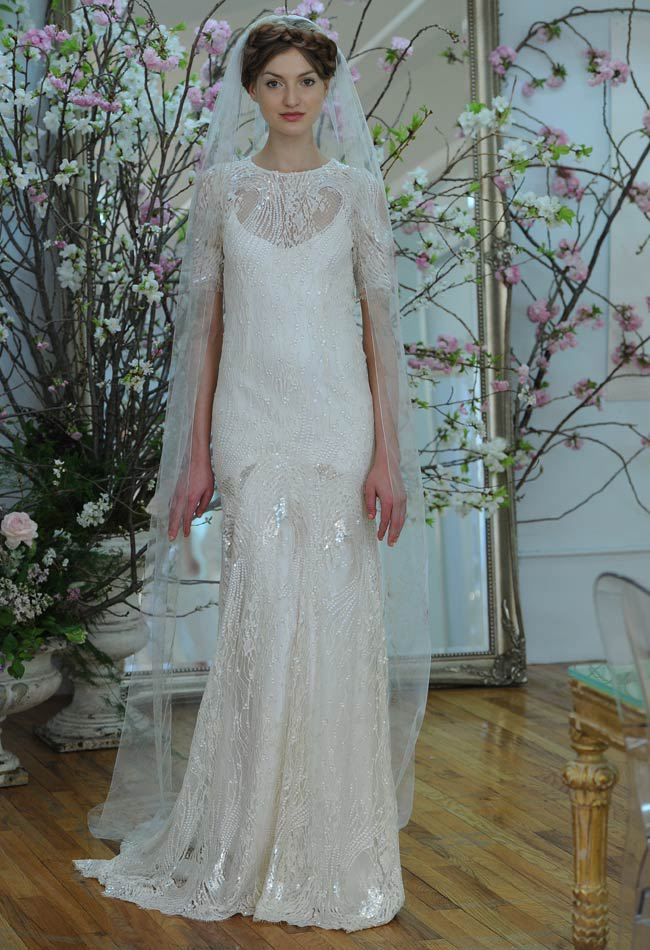 Elizabeth Fillmore Spring 2015 Wedding Dresses | Elizabeth fillmore ...