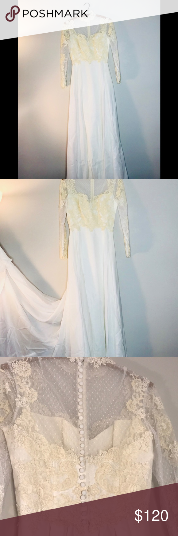 60s lace wedding dress  Vintage Retro us us Lace Wedding Dress  My Posh Picks