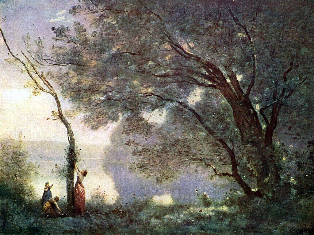 Jean Baptiste Camille Corot 012 Jean Baptiste Camille Corot