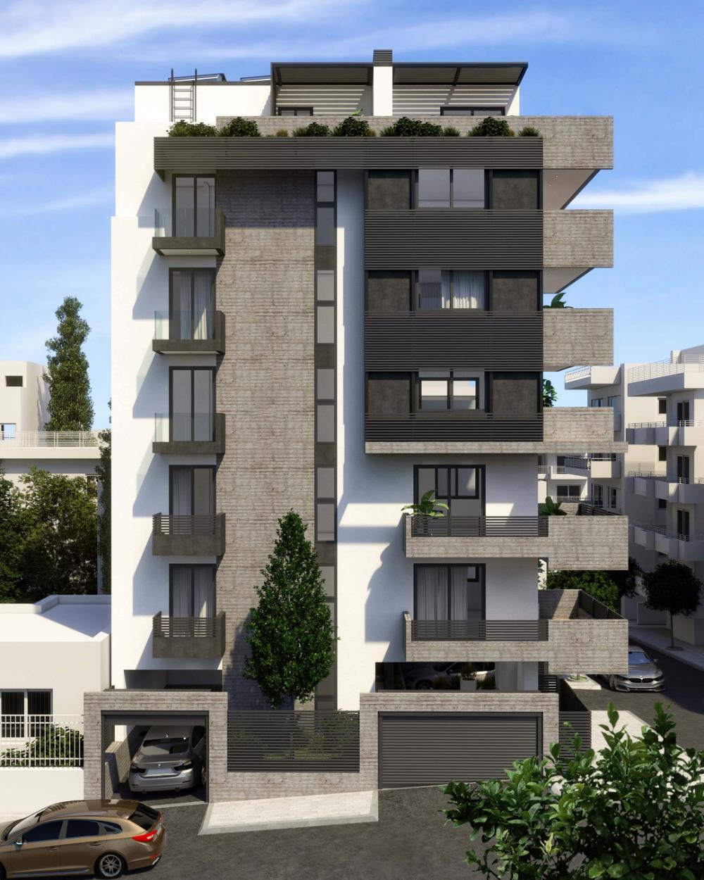 Nm Architects Ilioupoli Apartment Building Design Residential Building Design Multi Storey Building Apartment Architecture