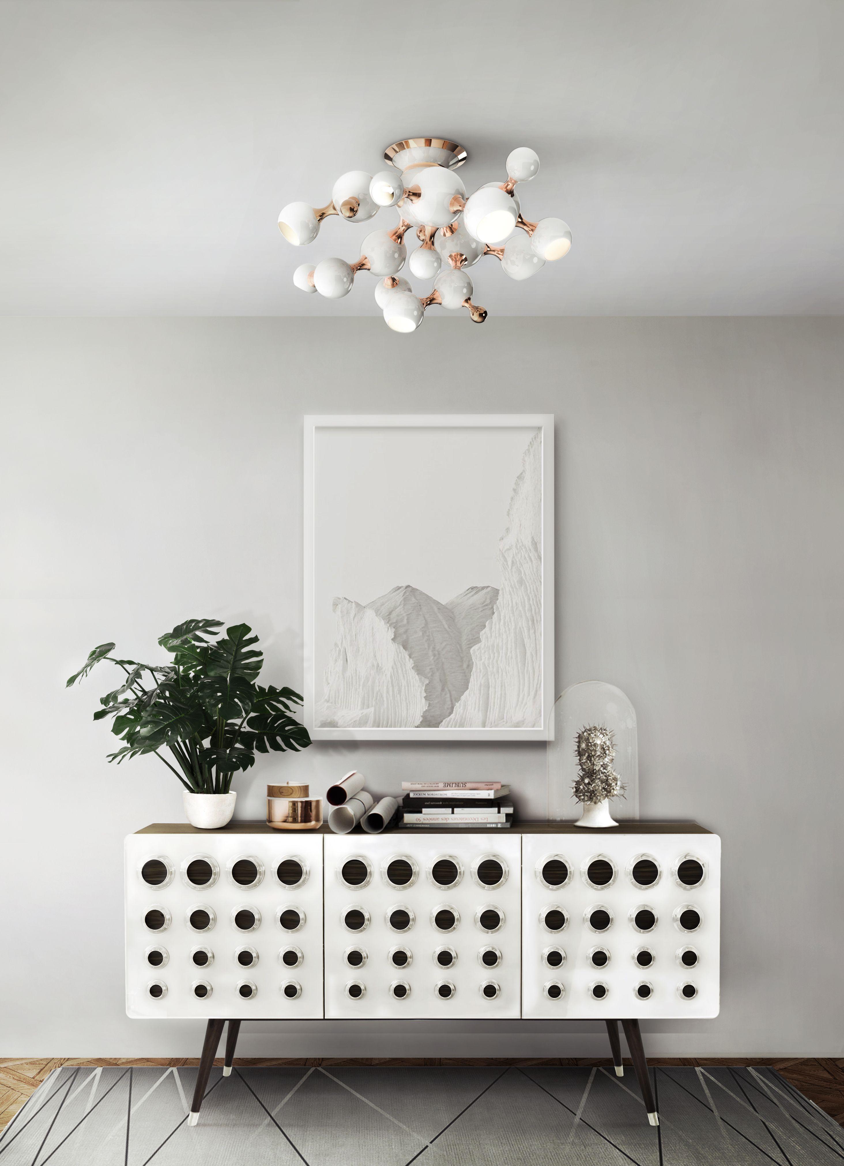 Find Out the Best Lighting Design to Brighten Up Your Hallway | www.modernfloorlamps.net #lightingdesign