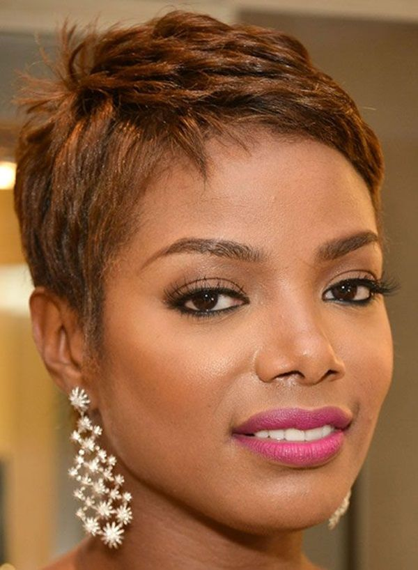 45 Perfect Short Hairstyles For Black Women Pinterest Short