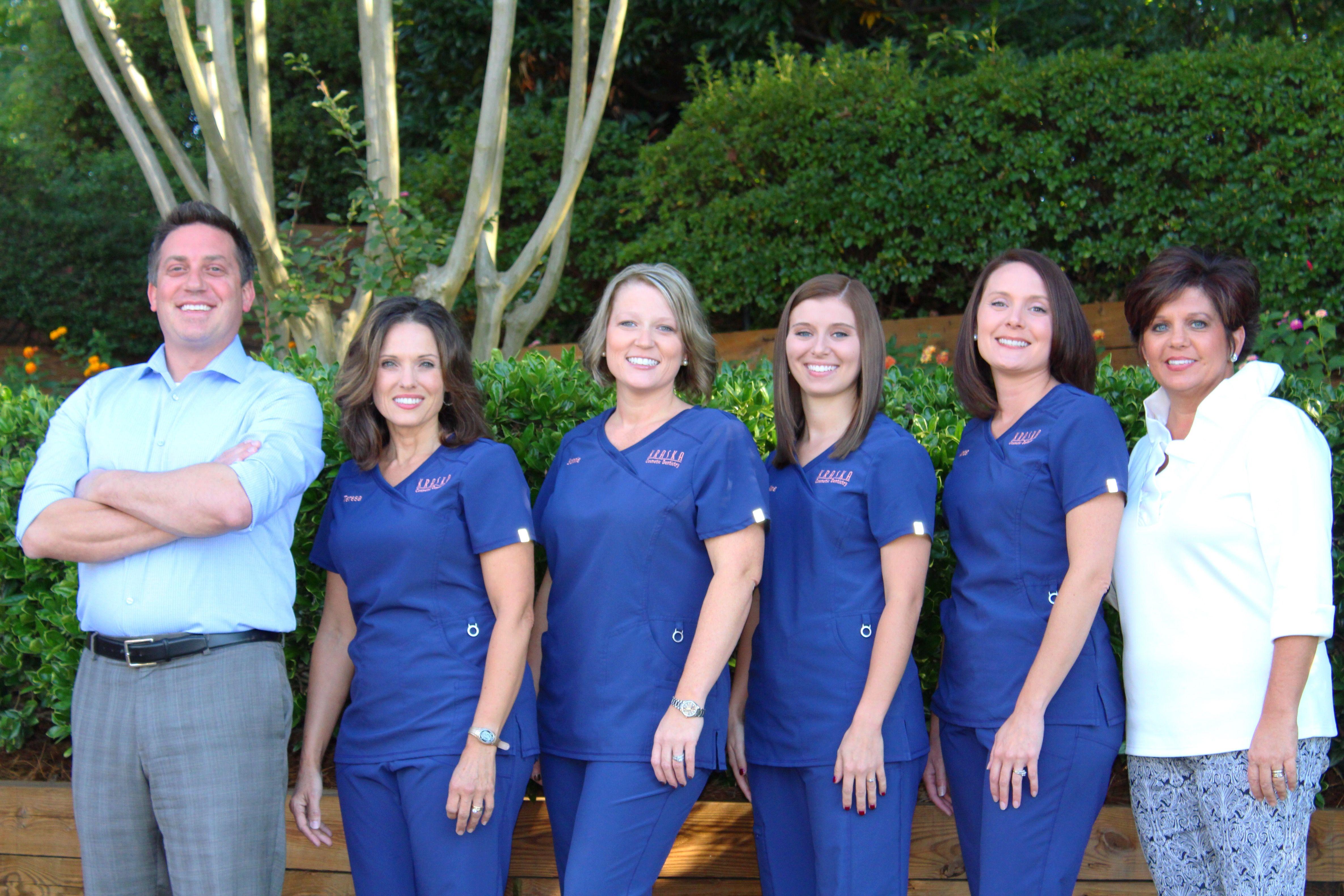 Dr ryan kraska and staff kraska center for cosmetic and