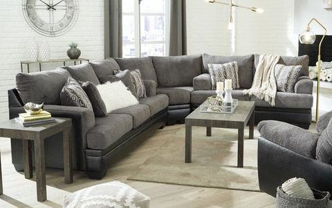 The Millinger Sectional Furniture Home Living Room Home