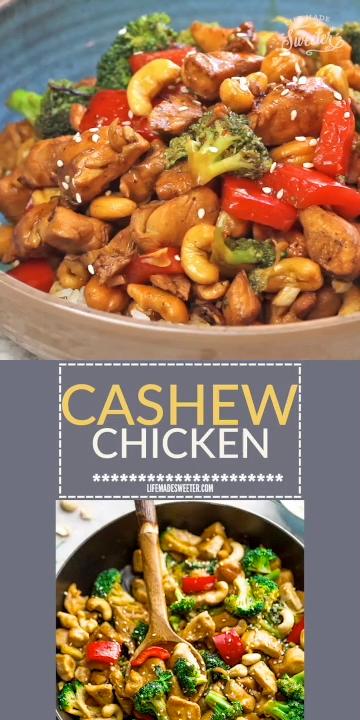 Photo of Cashew Chicken