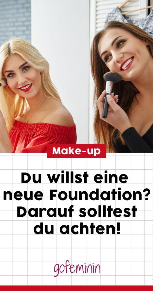 Photo of Make-up: you want a new foundation? You should pay attention to this!