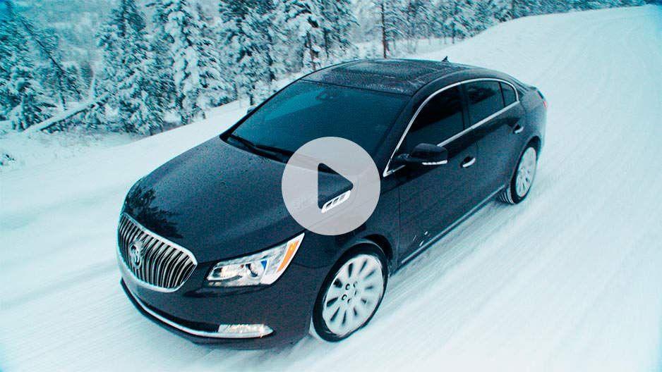 2016 Buick Lacrosse fullsize luxury sedan allwheel drive