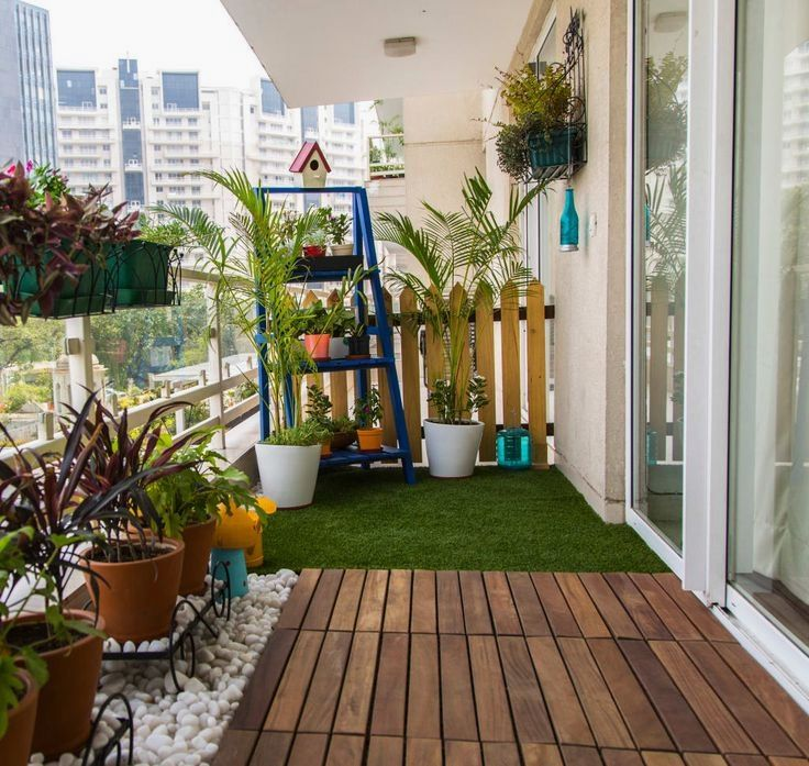 Leading terrace design. Urban terrace design ideas