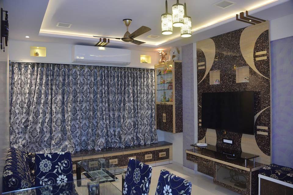 Living Room Design By Wdf Space Design Interior Design Freelance