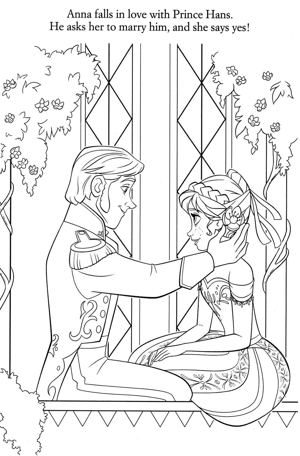 coloriage la reine des neiges  Frozen coloring pages, Disney