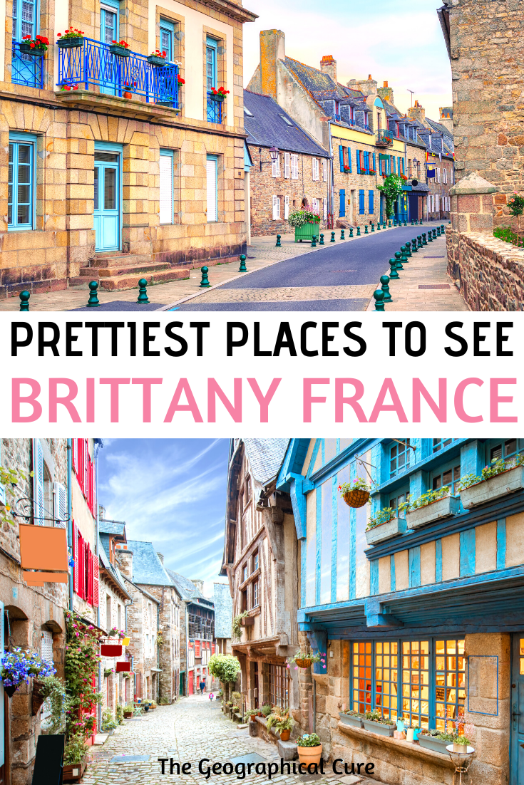 Pin On The Geographical Cure Travel Culture Blog Brittany France France Travel Beautiful Villages