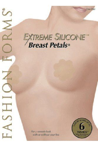 fashion forms extreme silicone breast petals model #16555 Nude ...