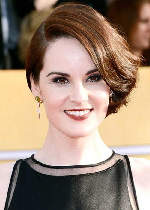Bob Haircut And Hairstyle Ideas Hair Styles Bob Hairstyles Red Carpet Hair
