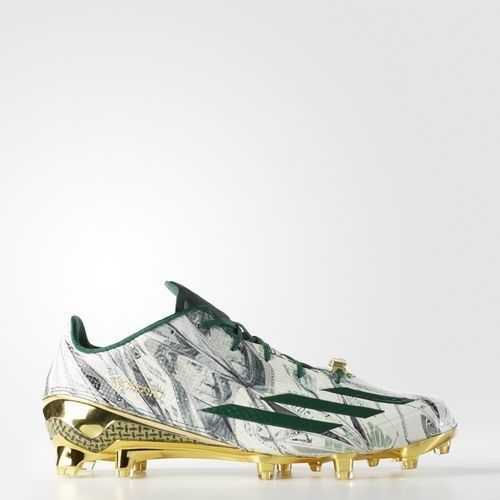 352293e18df Snoop Dogg partnered up with Adidas to create a football cleat design  inspired entirely by money