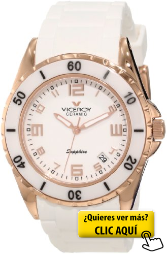 Authentic Viceroy Ceramic Watch 47564-95  reloj  89a69ef3bb76