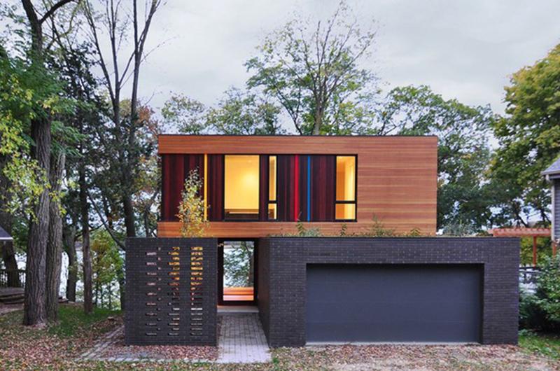 MINI CASAS La selección de casas pequeñas alrededor del mundo muestra cómo no se necesita mucho terreno para encontrar el estilo en tu residencia. La originalidad de estas construcciones refleja el resultado entre lo económico, sustentable y minimalista.