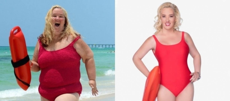 honey boo boo 2020 weight loss