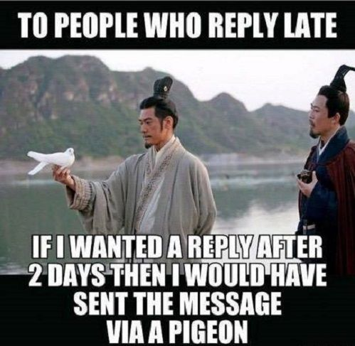 Reply Late Just For Laughs Funny Quotes Make Me Laugh