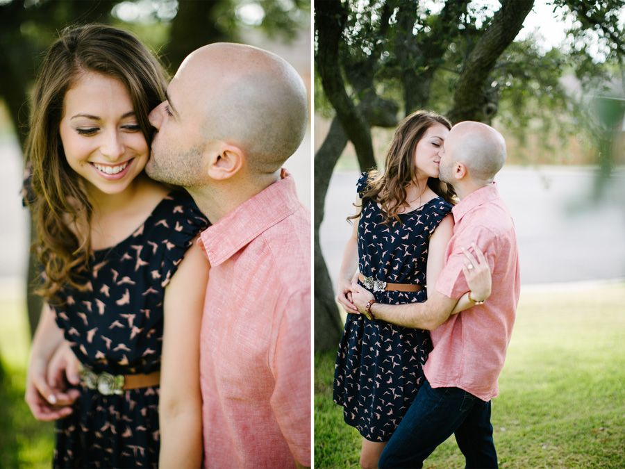 Ted & Randle – Waco Engagement Photography | Rachel Whyte Photography