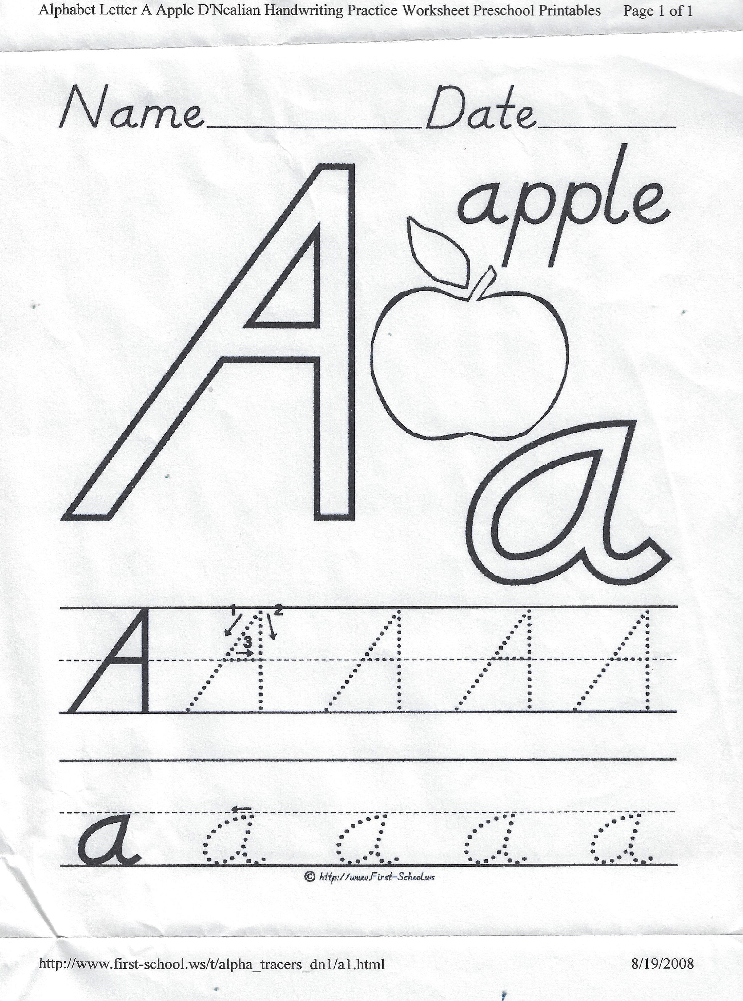 Printable Preschool Worksheets Image By Guylaine Labbe On