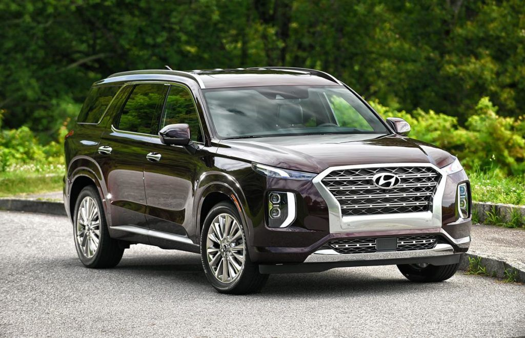 2021 Hyundai Palisade Is a Perfect 7Seater Family SUV in
