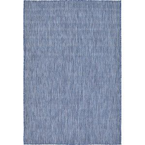 Taliah Indoor/Outdoor Rug in Blue | porch | Pinterest | Blue ...