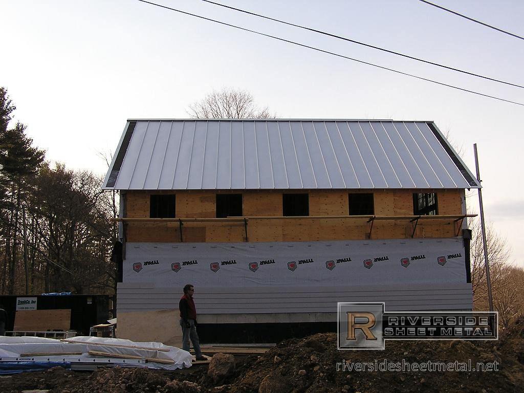 Best Metal Roof Installation Galvalume Metal Roof 400 x 300