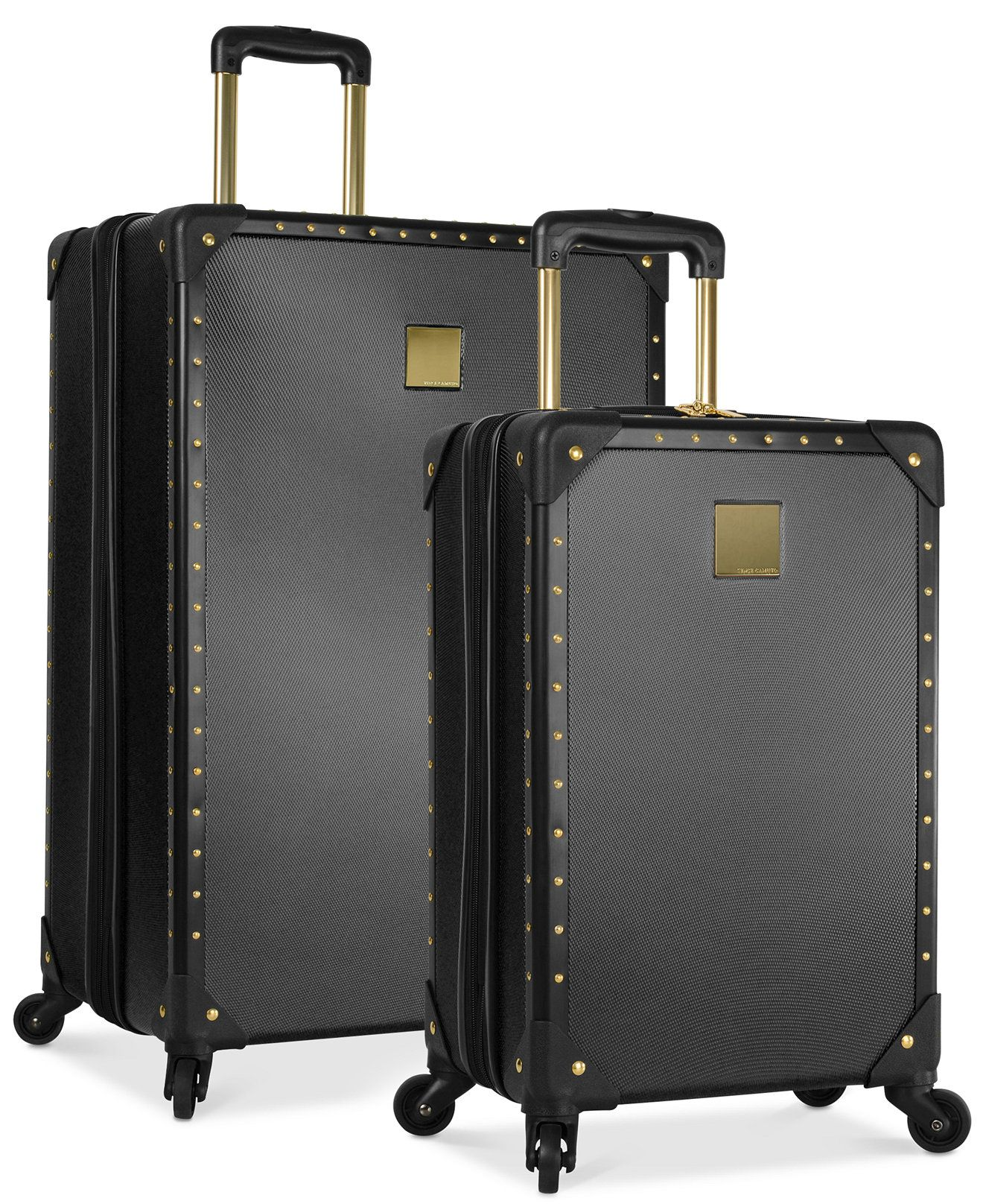 b0d0c6adb Vince Camuto Loma Hardside Spinner Luggage - Luggage Collections - Macy's