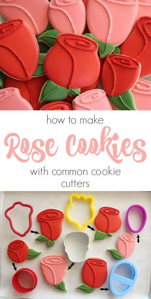 Rose Bud Cookie Cutter