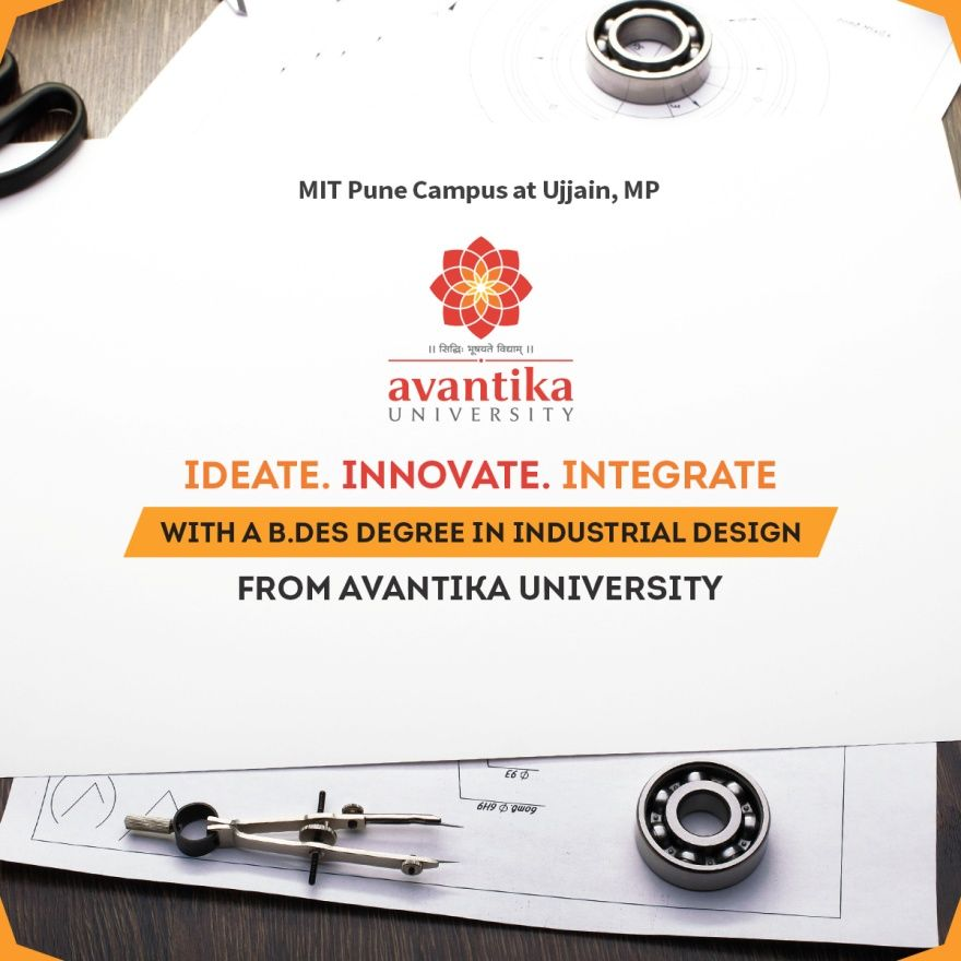 Master The Art Of Developing Futuristic Industrial Designs At Avantika India S Design Centred Universit Graphic Design College Engineering Programs University