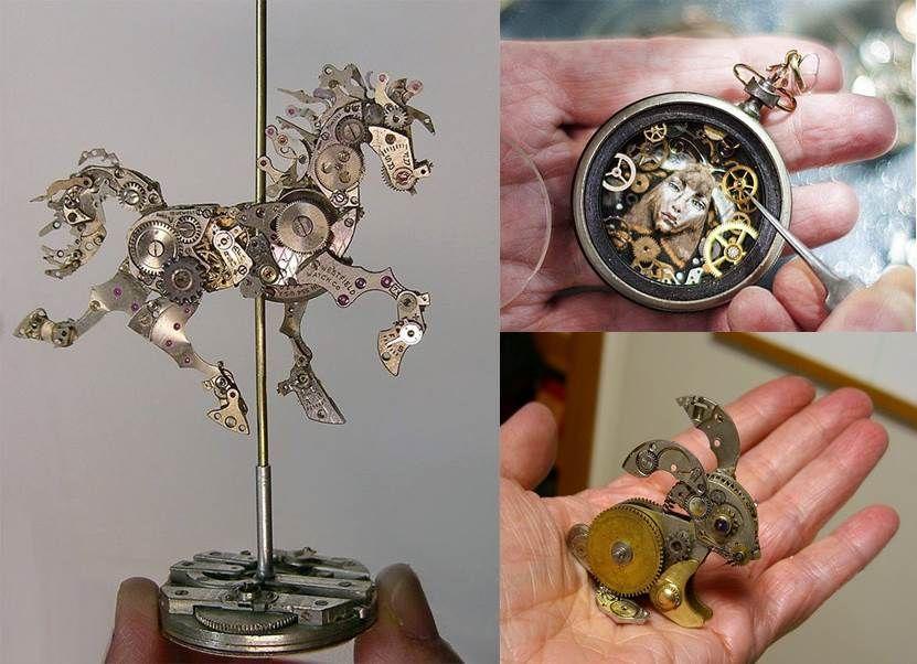 La collezione di orologi di susan beatrice designer for Designer di gioielli