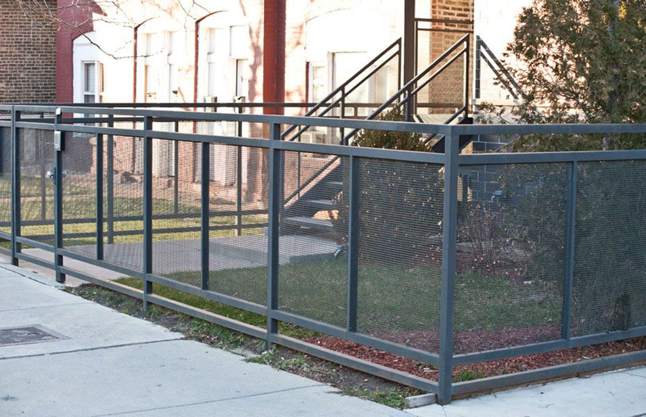 Fencing Fabrication Installation With Images Metal Fence