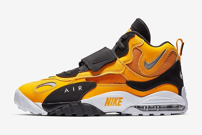 7cfb522a2d Nike's Air Max Speed Turf Returns in NFL Colourways | sneaker heads ...