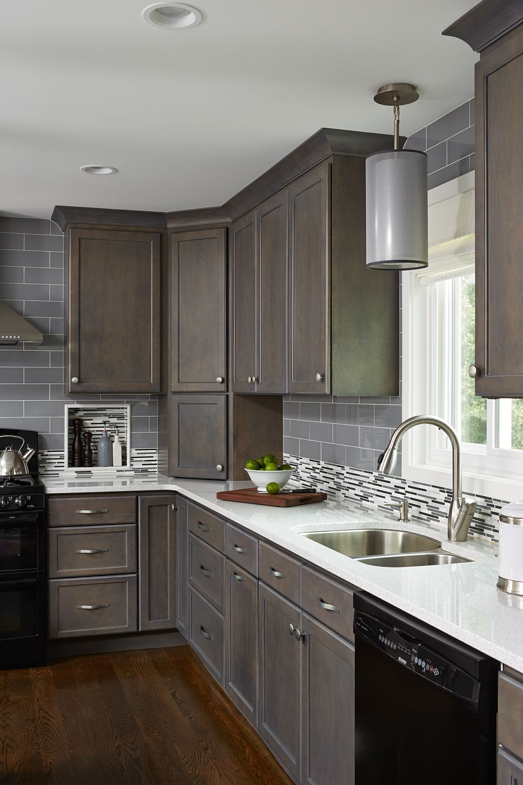 Ma Peterson Collaborated With M Gilbertson Design For This Kitchen Expansion And Remodel The New Grey Kitchen Cabinets Kitchen Cupboard Designs Home Kitchens