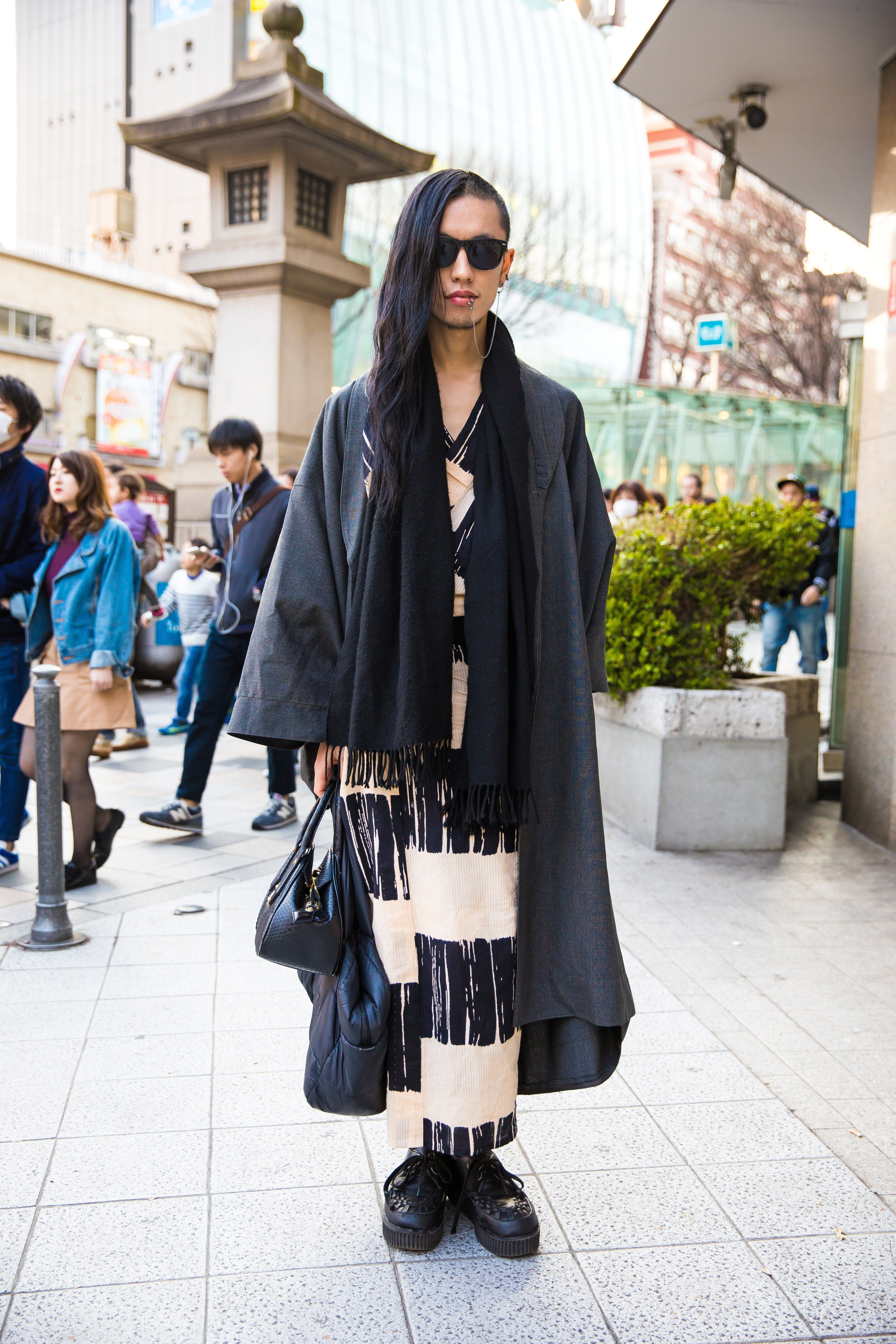 The Best Street Style From Tokyo Fashion Week Fall 2017 Tokyo Fashion Tokyo And Street Styles
