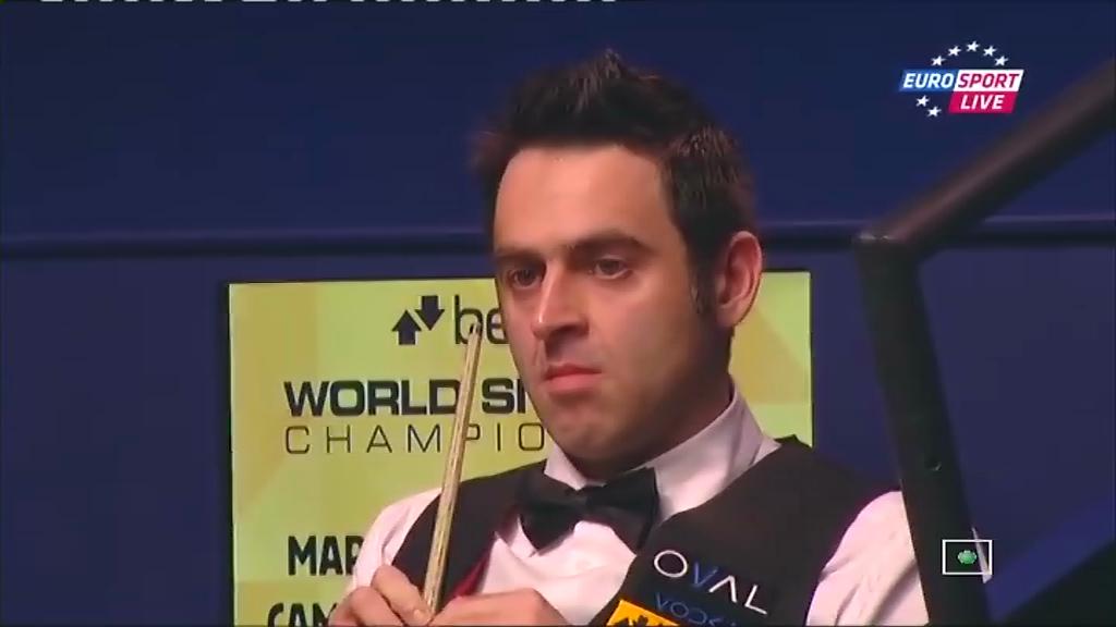Ronnie O'Sullivan, World Snooker Championship 2013