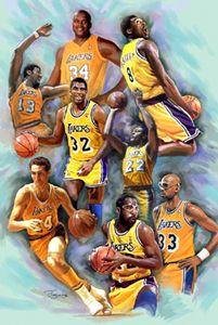 Lakers Legends Spectacular Games Pinterest Los