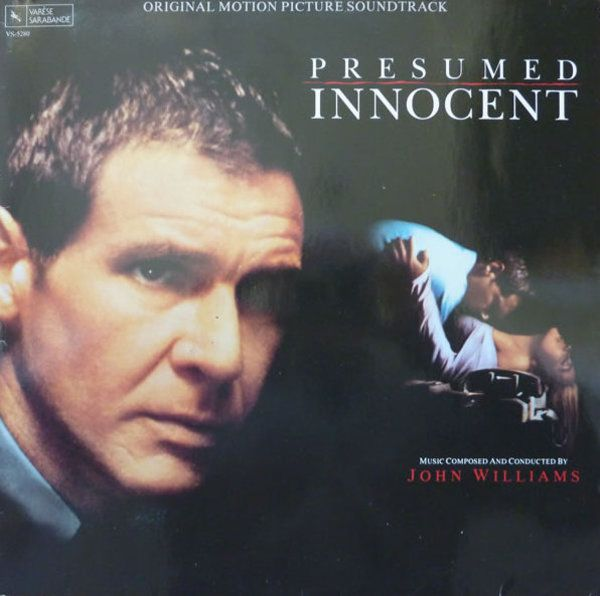 Presumed Innocent (1990) - DVD Movie Menus